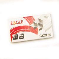 Скобы для степлера «Eagle» №10 (1000 шт)