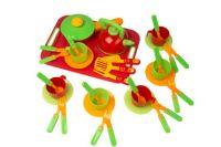Посудка 36 предметов в сетке (6)