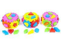 Сортер-шестигран. Геометрические фигурами (15)