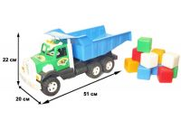 Машина Фарго-кубик мал.(3)