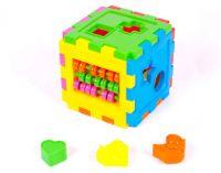 Логический куб - сортер со счетами (18)