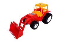Трактор с ковшом (8)