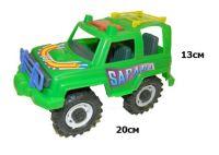 Машина Джип цветной (30)