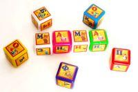"Кубики 9"" ""Азбука"" МАЛ (24)"