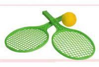 Ракетка тенисна мал.(2 рак.+мяч) (40) 01479