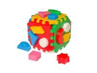 """Куб логика""""Умный малыш"""" (24) 01065"""