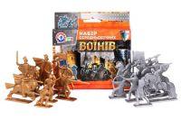 Набір середньовічних воїнів ТехноК (15)