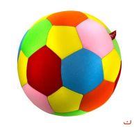 Игрушка антистресс Футбольный мяч цветной р.20*20
