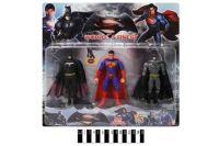 Супермен  з муз. та світ. ефект. (коробка 3 шт.) р.34,5х32,5х4 см.
