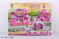 """Конструктор WOMA """"Замок принцессы"""" 1035дет (6)"""