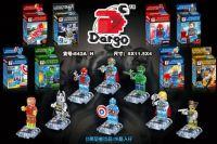 Конструктор DARGO8 видов (480)