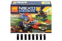 "Конструктор""NEXO soldiers"" (120)"