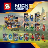 "Конструктор""NEXO knights"" (8 видов)"