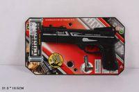 Пистолет трещетка лист 31*18,5 ((192))