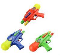 Водный пистолет (216шт/2) с насосом, в пакете 24см