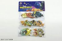 Животные (120шт/2) морские,в пакете 20*17*3,5см