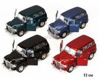 "Машина металл ""Chevrolet Suburban Carryall 1950""((24))"