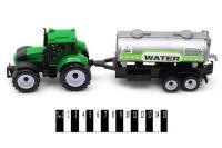 """Трактор  """"Фермер"""" інерц. з бочкою (ковпак) р.31,5*8*10 см"""