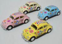 "Машина метал.""Kinsmart""  ""Volkswagen classical Beetle (1967)"""