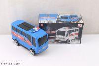 Муз.автобус (120шт/2) батар.,в короб. 17*10*7см