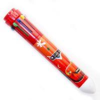 Ручка шариковая 10 цветов для мальчика