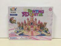 "3D пазлы ""PRINTING 3D CARRIAGE"" домики"