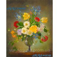 """Картины по номерам """"Цветы 3"""""""