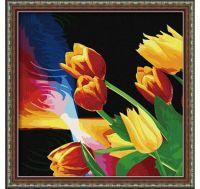 """Картины по номерам """"Тюльпаны"""""""