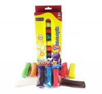 Набір для ліплення ОКТО Асорті 9 кольорів (22)