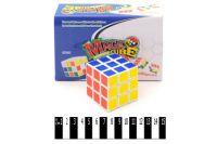Кубик-Рубик    (коробка 6шт.) 898F-1 р.5,7*5,7*5,7 см