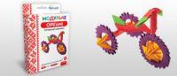 """Модульное оригами """"Трехколёсный велосипед"""" 180м(24)"""