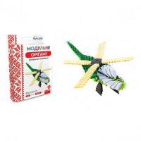 """Модульное оригами """"Вертолёт"""" 262м (24)"""