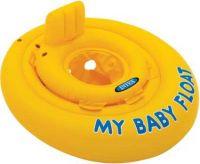 INTEX детский надувной круг с ножками 70см (12)
