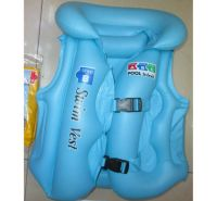 Жилет надувной (200шт) размер M 50*37 см в пакете