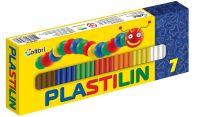 """Пластилін """"Дитячій"""". 7 кольорів. 120г"""