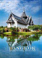"""Тетрадь А4. Города мира """"Бангкок"""" 80 л. (линия)"""