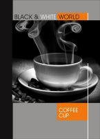 """Зошит А4. Серія """"Dlack & White"""". Чашка кави"""