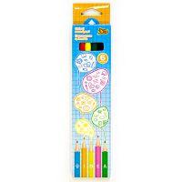 Набор цветных карандашей «Idea» Olli, 6 шт
