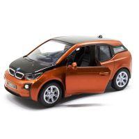 "Машинка KINSMART ""BMW I3"" (оранжевая)"