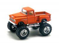 "Машинка KINSMART ""Chevy Stepside Off-Road"" (оранжевая)"