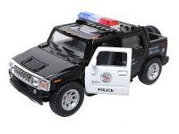 "Машинка KINSMART ""Hummer H2"" (черная)"