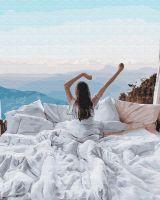 """Картина по номерам """"Идеальное утро"""""""
