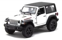 "Машинка KINSMART ""Jeep Wrangler"" (белый)"