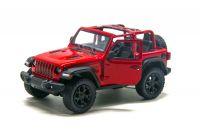 """Машинка """"Jeep Wrangler"""" (красный)"""