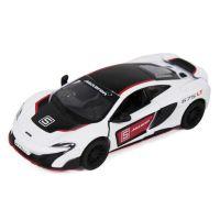 Машинка KINSMART McLaren 675LT (белая)