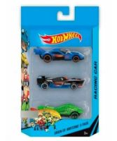 Набор  машин Hot Wheels F328-3 (15х8,5х4 см.)
