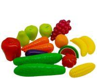 Набор Овощи-Фрукты (16 ед.)