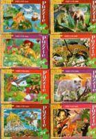 Пазлы 120 элементов сказки и животные
