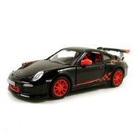 """Машинка KINSMART """"Porsche 911 GT3 RS"""" (черная)"""