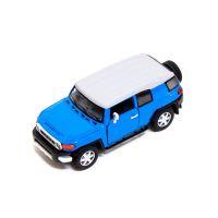"Машинка KINSMART ""Toyota FJ Cruiser"" (голубая)"